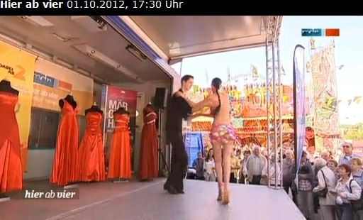 Casting zum Semperopernball