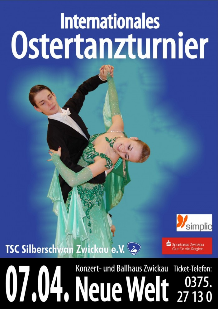 Ostertanzturnier 2012